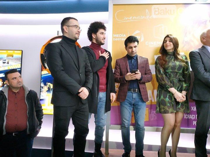 """Bakıda """"CinemaPlus""""-da """"Taxi Liza"""" filminin təqdimatı oldu -DOTO, fotoşəkil-16"""
