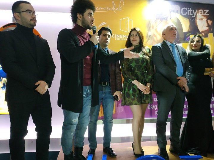 """Bakıda """"CinemaPlus""""-da """"Taxi Liza"""" filminin təqdimatı oldu -DOTO, fotoşəkil-8"""