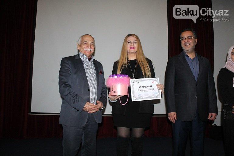 """Bakıda """"Gənclərin gələcəyə baxışı"""" mövzusunda sərgi keçirilib - FOTO, fotoşəkil-10"""