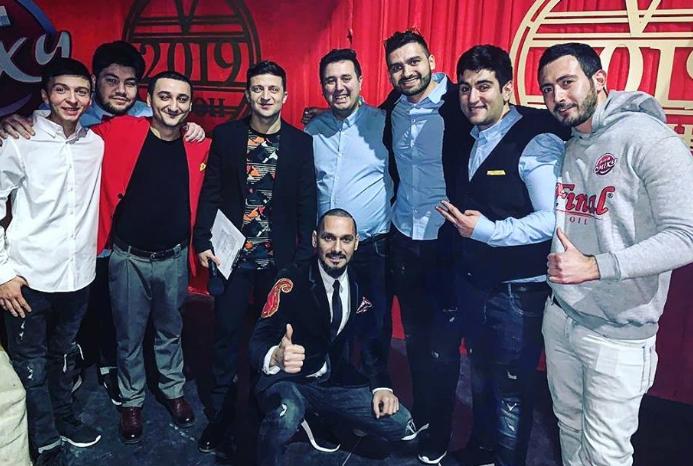 Bakının yumor komandası beynəlxalq müsabiqədə iştirak edib - FOTO, fotoşəkil-9