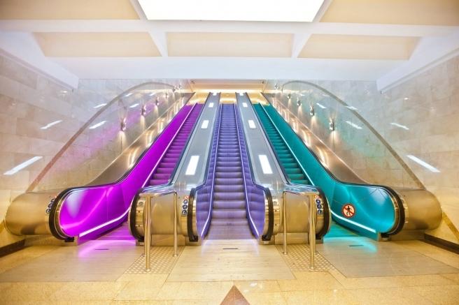 Bakı metrosunda üçmərtəbəli stansiyalar açılacaq - YENİLİK, fotoşəkil-2