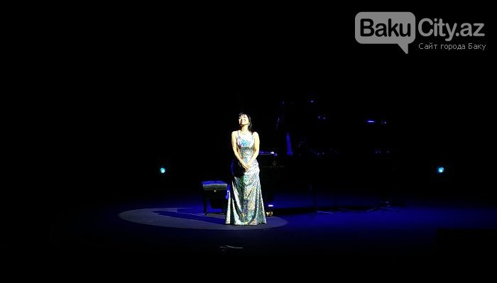 Bakıda Keyko Matsuinin konserti olub - FOTO , fotoşəkil-1