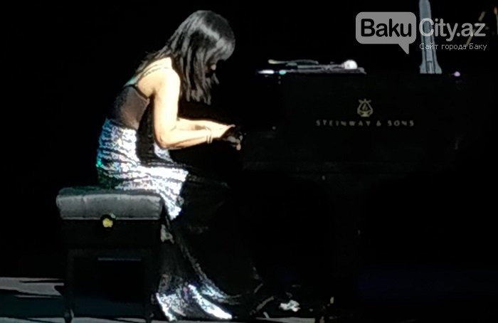 Bakıda Keyko Matsuinin konserti olub - FOTO , fotoşəkil-7