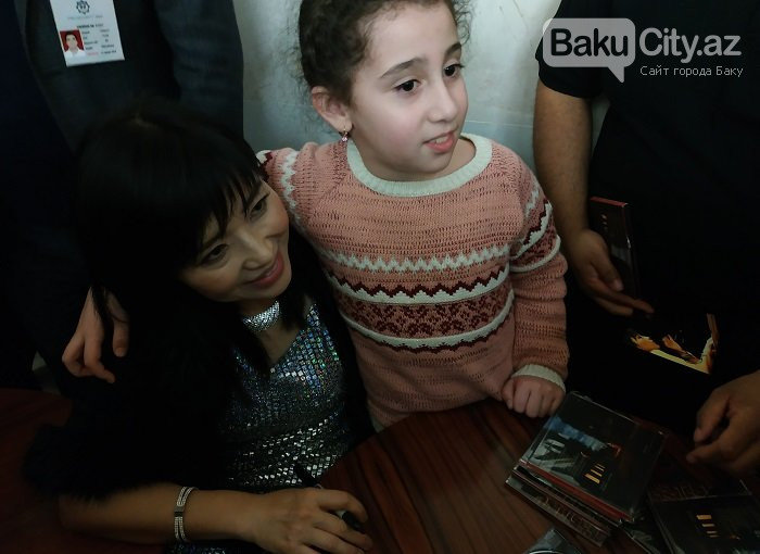 Bakıda Keyko Matsuinin konserti olub - FOTO , fotoşəkil-13