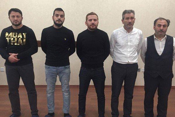 Bakıda 1,2 milyon manat qazanan şəbəkə tutuldu - FOTOLAR, fotoşəkil-1