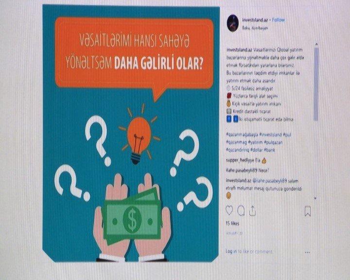 Bakıda 1,2 milyon manat qazanan şəbəkə tutuldu - FOTOLAR, fotoşəkil-4