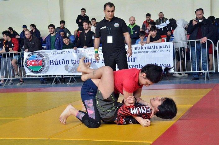 Bakıda Ciu-Citsu və Kombat Ciu-Citsu turniri keçirildi - FOTO, fotoşəkil-15