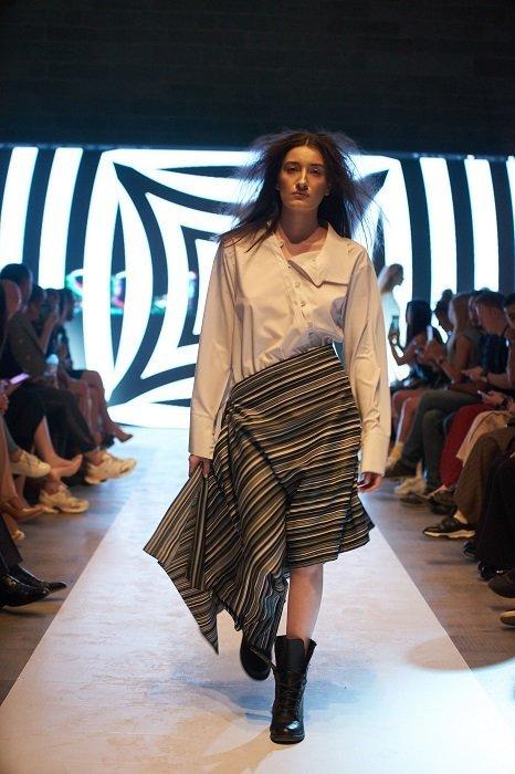 """Bakıda """"Azerbaijan Fashion Week"""" 9-cu mövsümü açıldı - FOTO, fotoşəkil-1"""