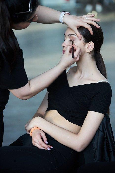 """Bakıda """"Azerbaijan Fashion Week"""" 9-cu mövsümü açıldı - FOTO, fotoşəkil-2"""