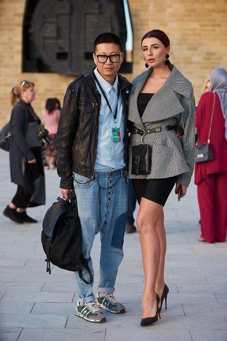 """Bakıda """"Azerbaijan Fashion Week"""" 9-cu mövsümü açıldı - FOTO, fotoşəkil-10"""