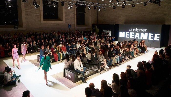 """Bakıda """"Azerbaijan Fashion Week"""" 9-cu mövsümü açıldı - FOTO, fotoşəkil-19"""
