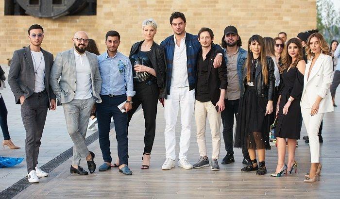"""Bakıda """"Azerbaijan Fashion Week"""" 9-cu mövsümü açıldı - FOTO, fotoşəkil-21"""