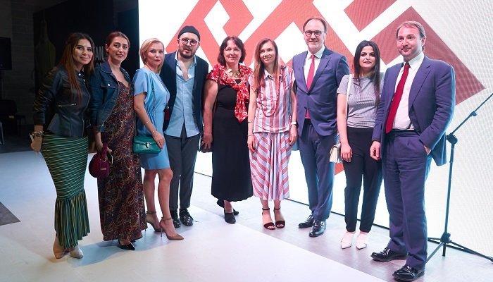 """Bakıda """"Azerbaijan Fashion Week"""" 9-cu mövsümü açıldı - FOTO, fotoşəkil-22"""