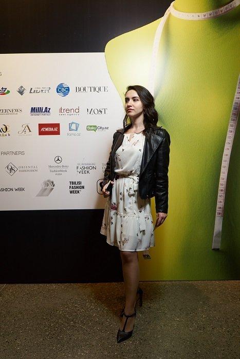 """Bakıda """"Azerbaijan Fashion Week"""" 9-cu mövsümü açıldı - FOTO, fotoşəkil-28"""