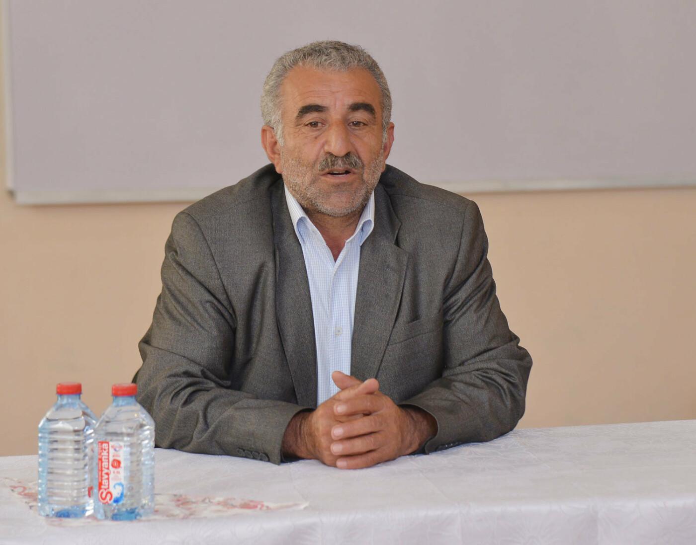 Bakıda müəllim və valideynlərin səyyar qəbulu - FOTO, fotoşəkil-2