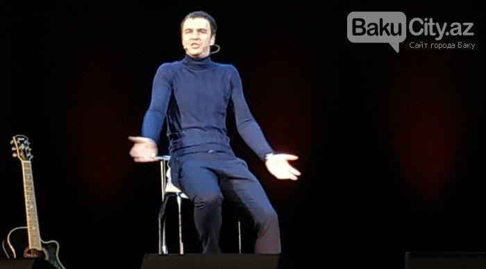 Rusiyalı məşhur yumorist İvan Abramov Bakıda konsert verdi – FOTO, fotoşəkil-1