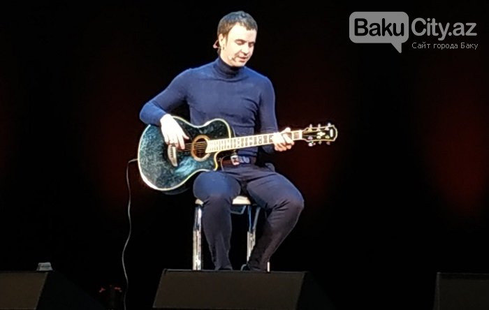 Rusiyalı məşhur yumorist İvan Abramov Bakıda konsert verdi – FOTO, fotoşəkil-8