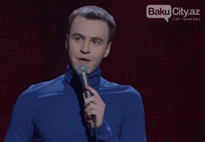 Rusiyalı məşhur yumorist İvan Abramov Bakıda konsert verdi – FOTO, fotoşəkil-7