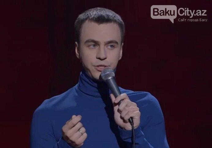 Rusiyalı məşhur yumorist İvan Abramov Bakıda konsert verdi – FOTO, fotoşəkil-6