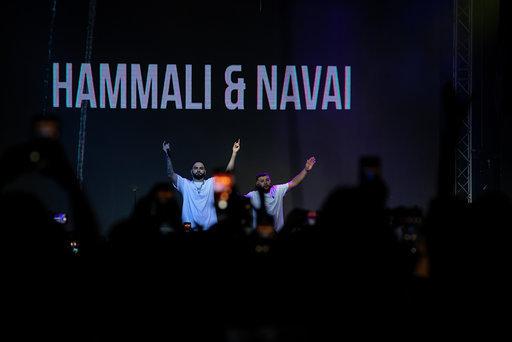 """""""HammAli & Navai"""" Bakıda möhtəşəm konsert verdi – FOTO/VİDEO, fotoşəkil-6"""