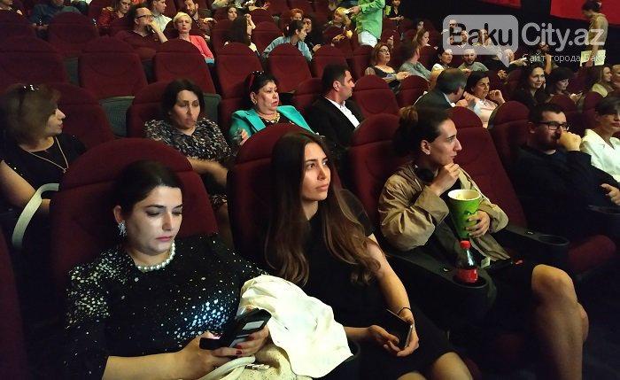 "Bakıda beşinci ""Britaniya film baharı"" kinofestivalına start verildi - FOTO, fotoşəkil-5"