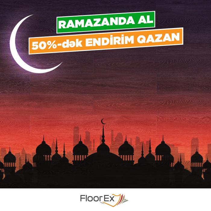 Ramazan ayı üçün möhtəşəm kampaniya – 50 faiz endirimlə laminat və parketlər, fotoşəkil-9