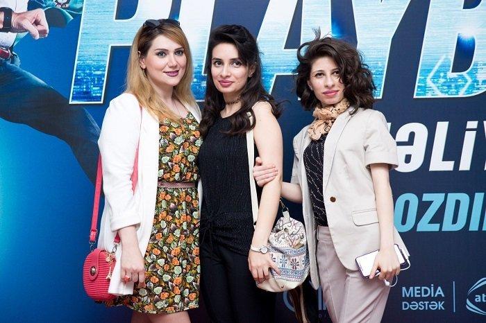 Fransız komediyası Bakıda Azərbaycan dilində nümayiş olundu - FOTO, fotoşəkil-10