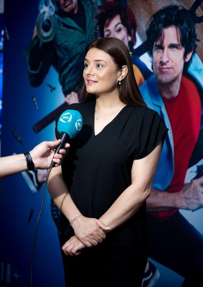 Fransız komediyası Bakıda Azərbaycan dilində nümayiş olundu - FOTO, fotoşəkil-1