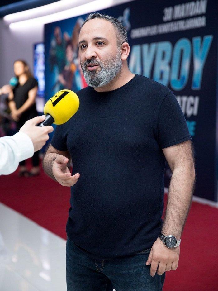 Fransız komediyası Bakıda Azərbaycan dilində nümayiş olundu - FOTO, fotoşəkil-2
