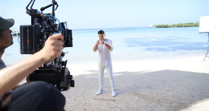 Emin Ağalarovun yeni klipində dünya şöhrətli komanda işləyib - FOTO / VİDEO , fotoşəkil-3