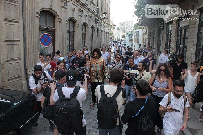 Flipp Kirkorov uşaqları ilə birlikdə İçərişəhəri gəzdi – FOTO, fotoşəkil-1