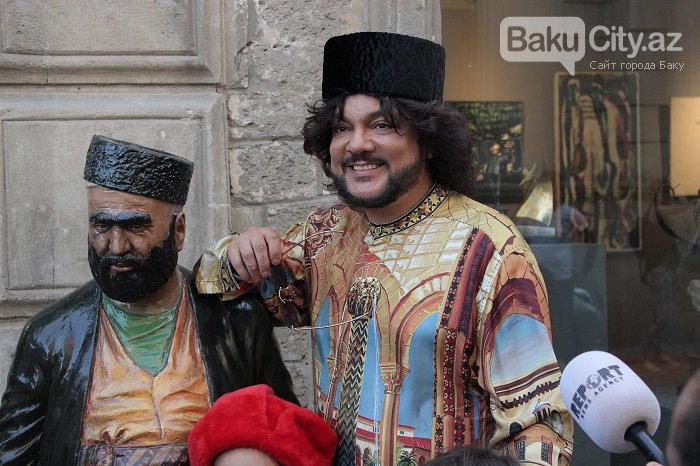 Flipp Kirkorov uşaqları ilə birlikdə İçərişəhəri gəzdi – FOTO, fotoşəkil-3