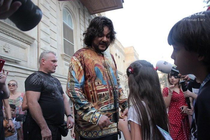 Flipp Kirkorov uşaqları ilə birlikdə İçərişəhəri gəzdi – FOTO, fotoşəkil-18