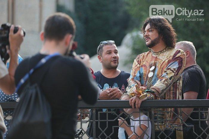 Flipp Kirkorov uşaqları ilə birlikdə İçərişəhəri gəzdi – FOTO, fotoşəkil-29