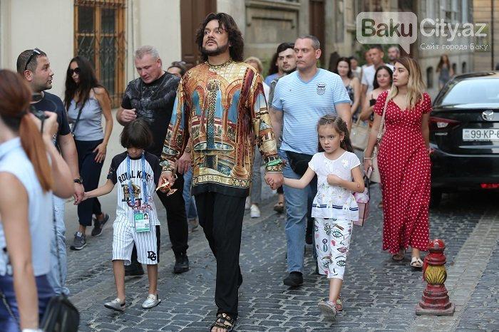 Flipp Kirkorov uşaqları ilə birlikdə İçərişəhəri gəzdi – FOTO, fotoşəkil-32