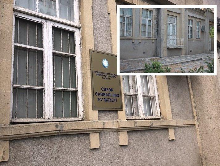 Bakıda Cəfər Cabbarlının ev muzeyi hələ də baxımsız vəziyyətdədir - FOTOLAR, fotoşəkil-10
