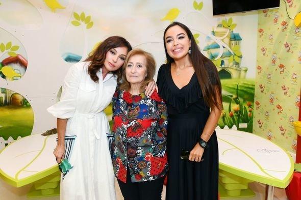 Mehriban Əliyeva uşaq bağçalarının açılışlarında iştirak edib - FOTO, fotoşəkil-1
