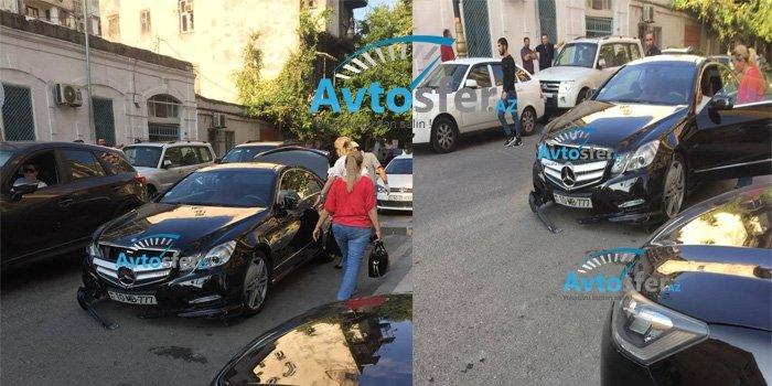 Məleykə Əsədova Bakıda qəzaya düşdü - YENİLƏNİB + FOTO, fotoşəkil-3