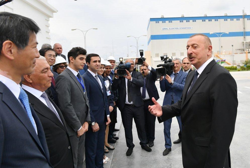 İlham Əliyev Bakıda açılış etdi - FOTO, fotoşəkil-15
