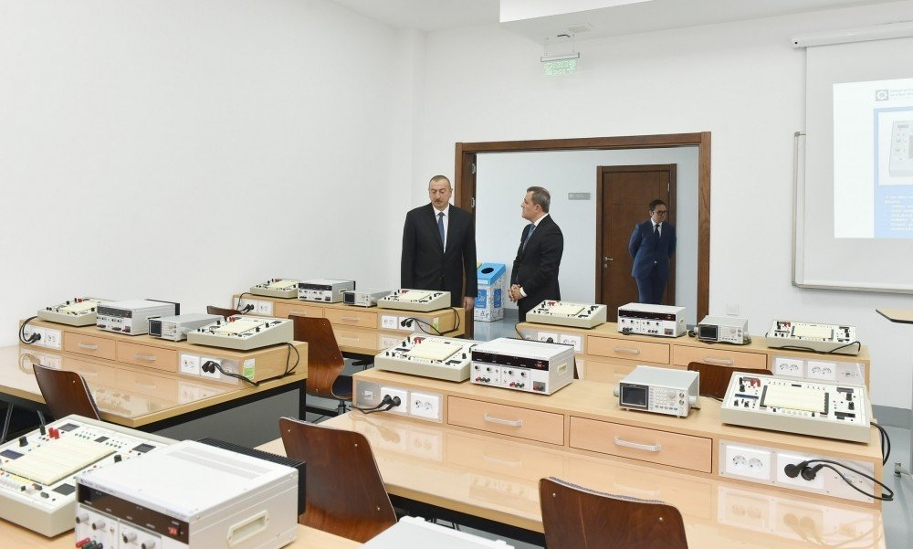 Prezident Bakıda açılışlar etdi - FOTO, fotoşəkil-6