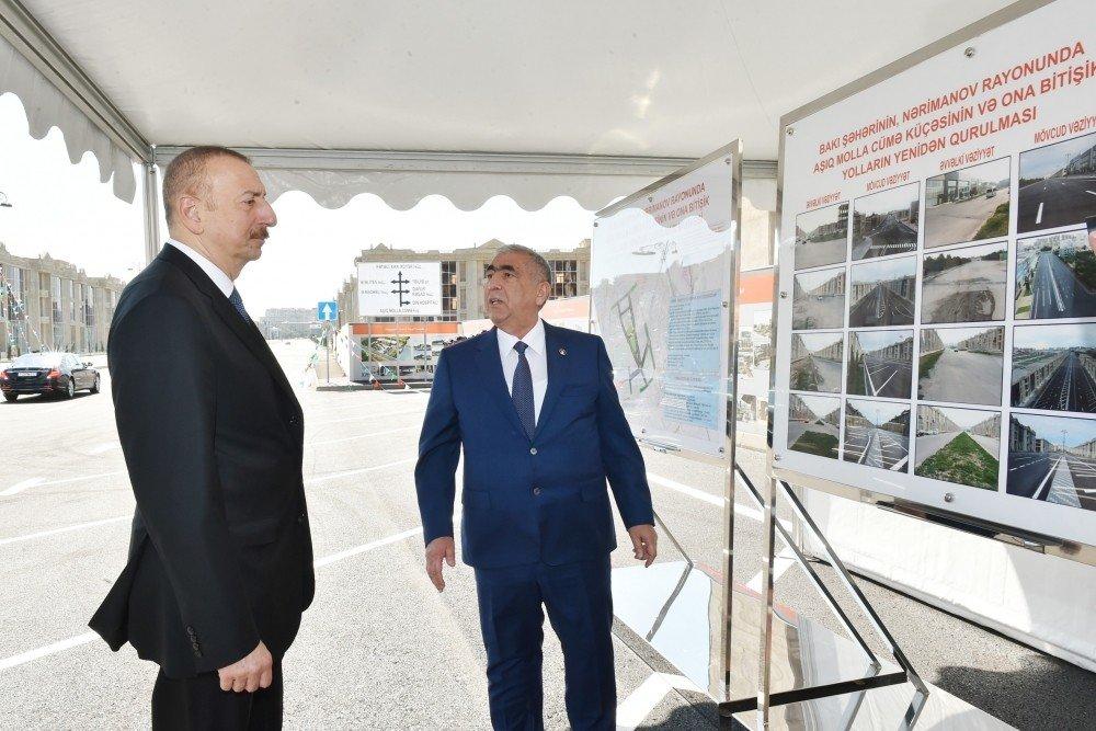 Prezident Bakıda açılışlar etdi - FOTO, fotoşəkil-11