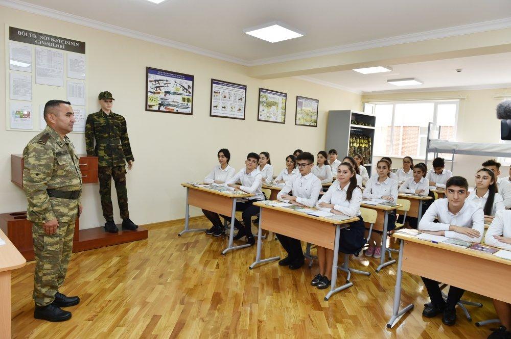 İlham Əliyev və Birinci xanım Bakıda açılışda - FOTO, fotoşəkil-19