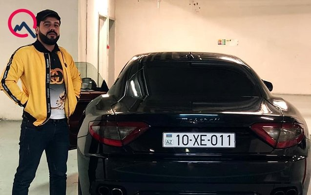 """Bakıda sürücü """"Maserati"""" ilə gənc qızı vurub öldürdü - FOTO, fotoşəkil-2"""