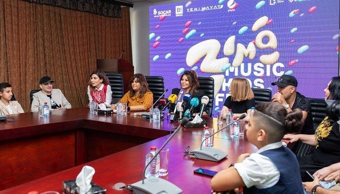 """Bakıda üçüncü """"Zima"""" beynəlxalq uşaq festivalı keçiriləcək - FOTO, fotoşəkil-1"""