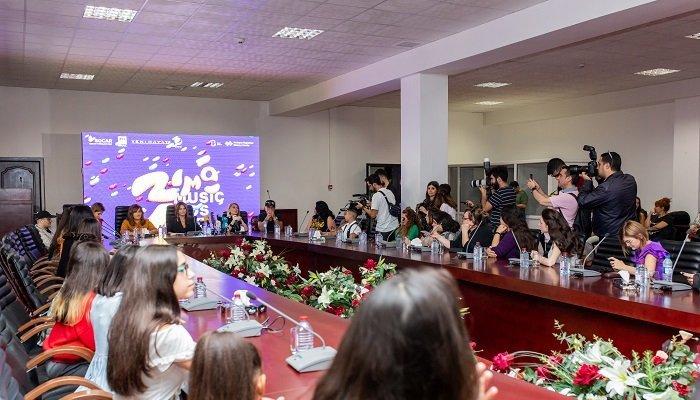 """Bakıda üçüncü """"Zima"""" beynəlxalq uşaq festivalı keçiriləcək - FOTO, fotoşəkil-8"""