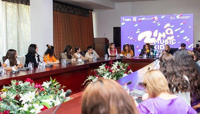 """Bakıda üçüncü """"Zima"""" beynəlxalq uşaq festivalı keçiriləcək - FOTO, fotoşəkil-9"""