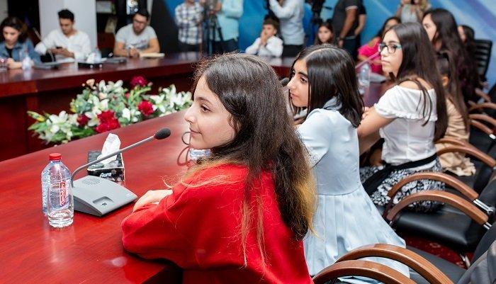 """Bakıda üçüncü """"Zima"""" beynəlxalq uşaq festivalı keçiriləcək - FOTO, fotoşəkil-17"""