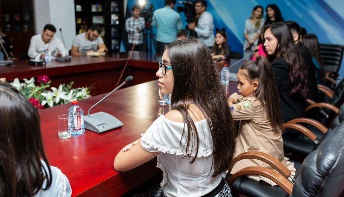"""Bakıda üçüncü """"Zima"""" beynəlxalq uşaq festivalı keçiriləcək - FOTO, fotoşəkil-18"""