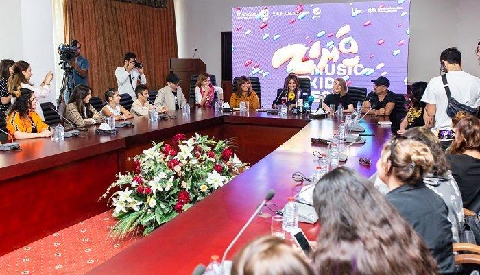"""Bakıda üçüncü """"Zima"""" beynəlxalq uşaq festivalı keçiriləcək - FOTO, fotoşəkil-20"""