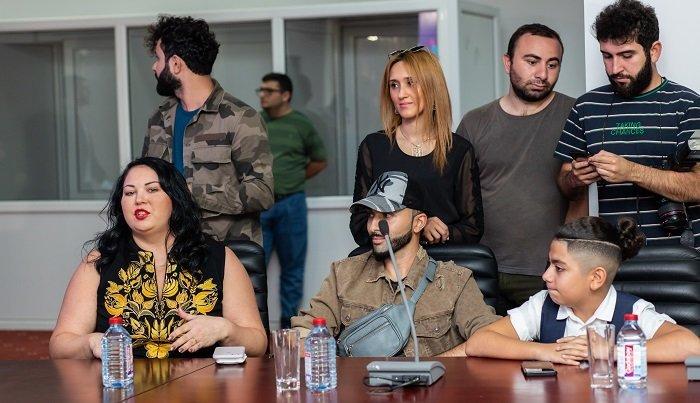 """Bakıda üçüncü """"Zima"""" beynəlxalq uşaq festivalı keçiriləcək - FOTO, fotoşəkil-30"""